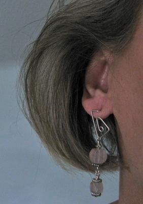 Interchangeable Triangular Post Earrings