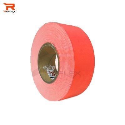 แถบผ้าสะท้อนแสงเนื้อผ้า TC สีส้ม หน้ากว้าง 2นิ้ว