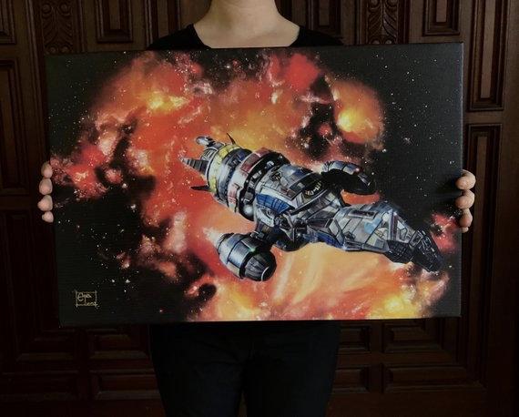 Serenity - Canvas Print