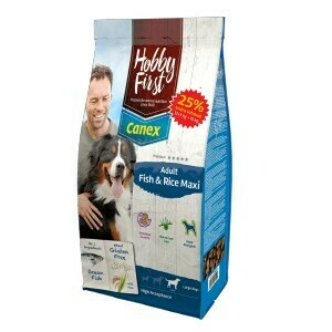 Canex Adult Fish and Rice MAXI  12 kg