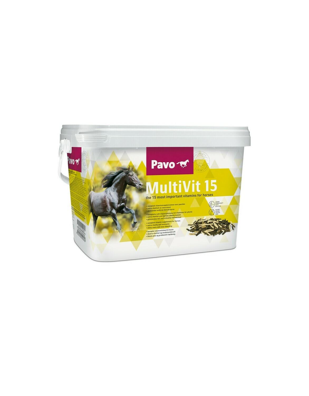 Pavo MultiVit15