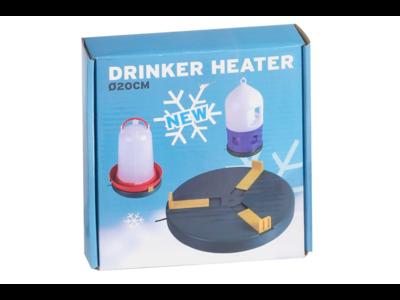 verwarmingsplaat drinkbak 20 cm