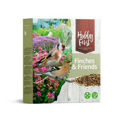 Hobbyfirst Finches and friends 850gr