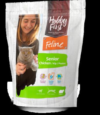 hobbyfirst  Feline Senior 1.5 kg