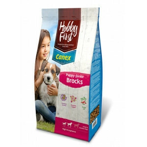 Canex puppy-junior brocks  3 kg