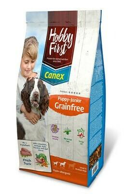 Canex puppy-junior Grainfree  3 kg