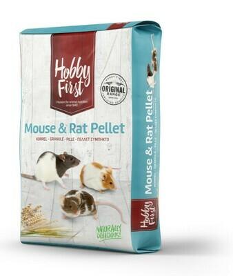 Rat en muis pellet