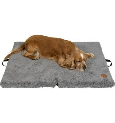 JV Brooklyn opvouwbaar orthopedisch hondenbed M 80x55x5cm