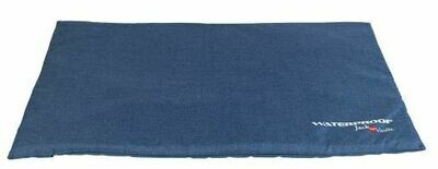 JV Waterproof Bench kussen blauw -M 73x45cm