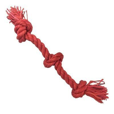 Duvo Sweater touw met 3 knopen