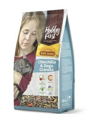 Hobbyfirst Chinchilla & Degu granola