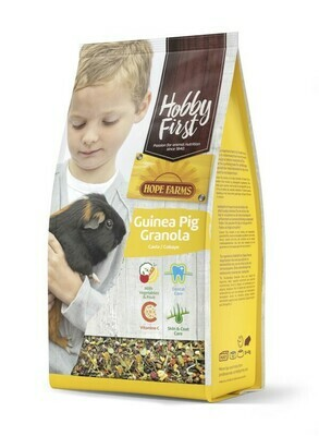 Hobbyfirst Guinea Pig granola