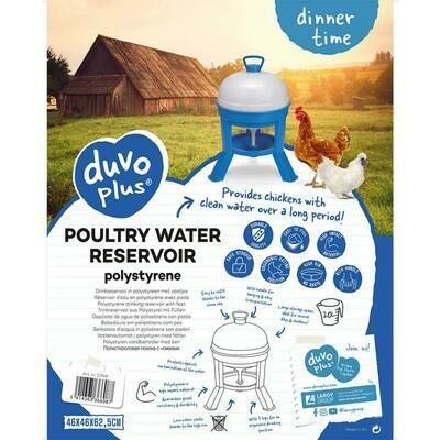 Duvo water reservoir 20L