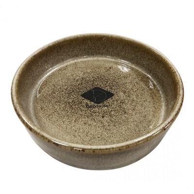 Jasper eet-& drinkkom Sand 13,8x13,8x5,5cm