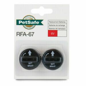 Petsafe 6 Volt Lithium batterij module-2st