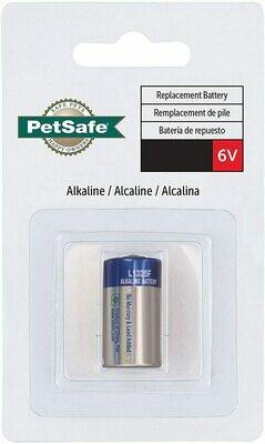 Petsafe 6 Volt alkaline batterij 1st