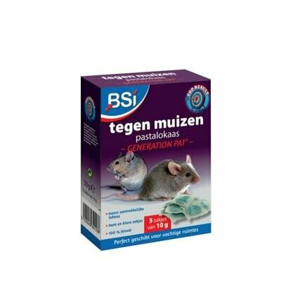 Pastalokaas voor ratten en muizen
