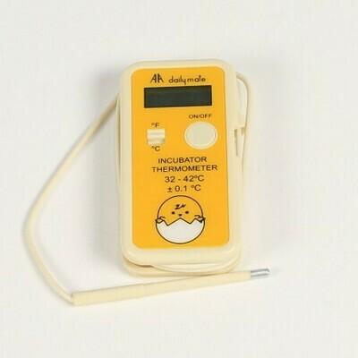 Digitale broedthermometer