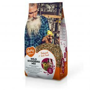Wildzang mix - zadenmix voor europese cultuurvogels 4kg