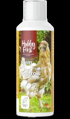 Farm fit control pluimvee - gezond in de veren