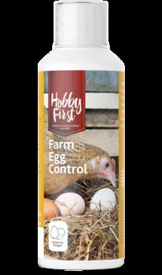 Farm egg control - voor een goede leg