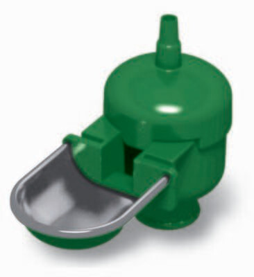 Mini automatische drinkbak - Voor pluimvee & knaagdieren