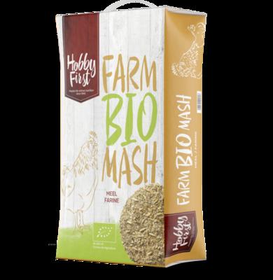 Farm Bio Mash - Meel voor kuikens