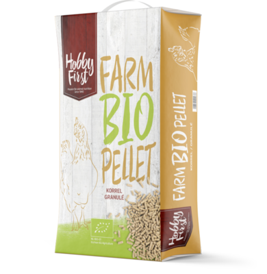 Farm Bio pellet - Tegen selectief eetgedrag