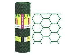 Betafence kippengaas groen H50cm - L25m