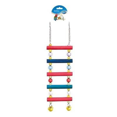 Ladder met kralen 40cm