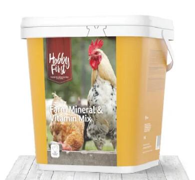 Farm mineral & vitamin mix  5kg