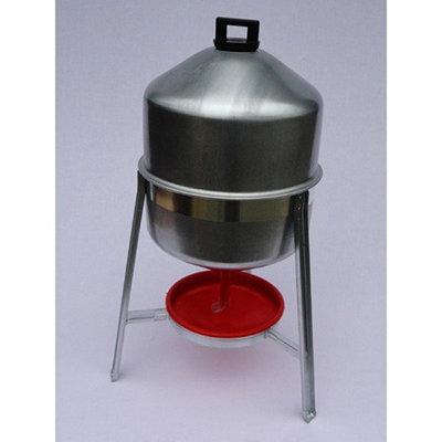 drinktoren 30 liter  metaal
