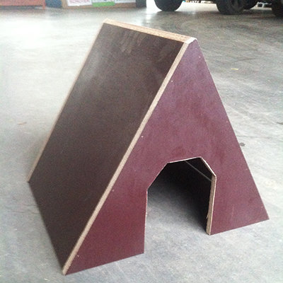 Schuilhok betonplex