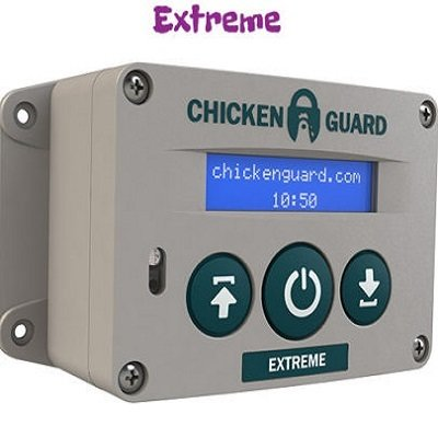 Chickenguard  Extreme batterij
