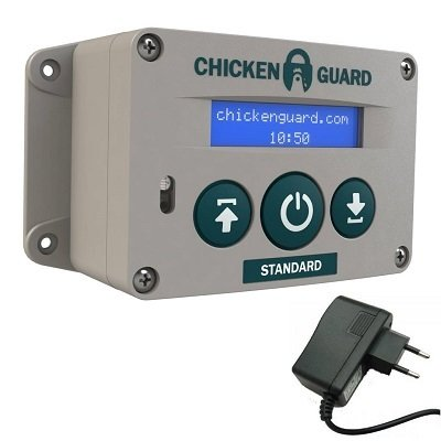 Chickenguard  Extreme stroom