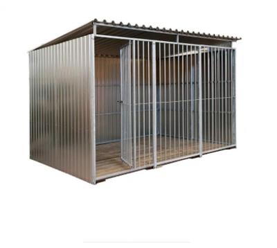 Metallo hondenren gesloten 2 x 3 m