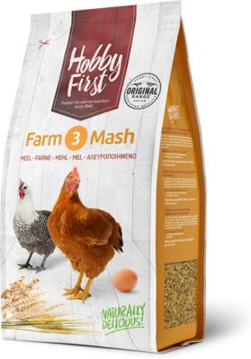 Farm 3 legmeel - 4 kg