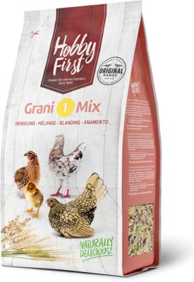 Grani 1 mix , zeer fijne graanmengeling 4 kg