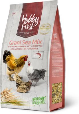 Grani Sea mix ,  Snoepmix met vlokreeftjes 4 kg