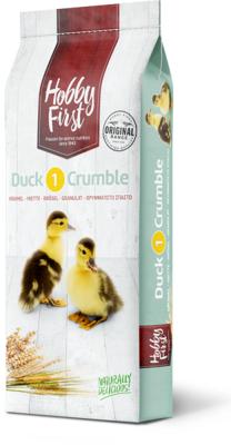 Duck 1 Kuiken kruimel 20 kg