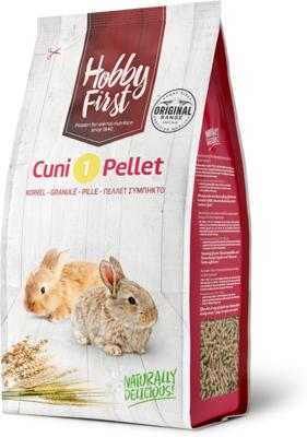 Cuni 1 korrel - jonge konijnen 4 kg
