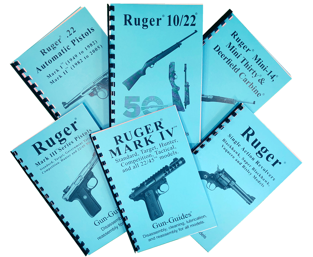 ​RUGER® COMBO DEAL! (INCLUDES FLAT RATE SHIPPING)
