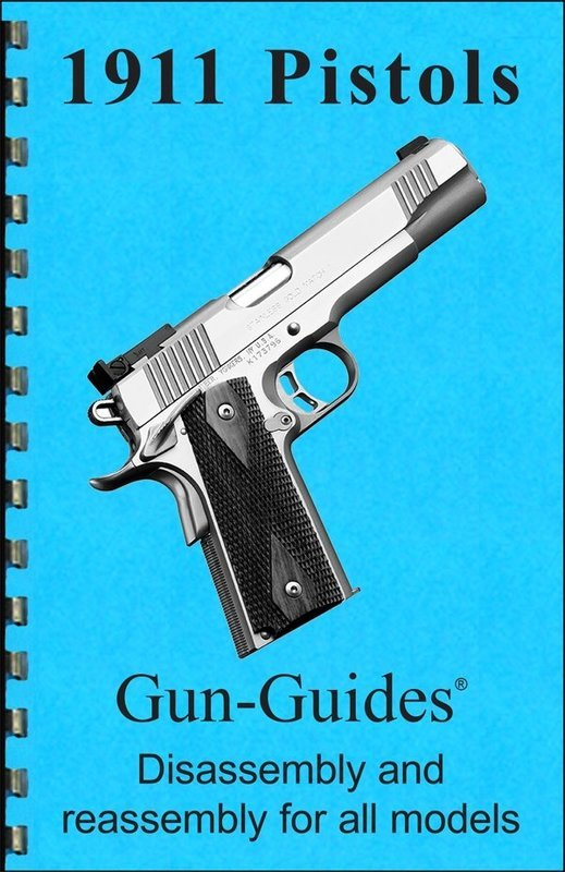 1911 Gun-Guide® Disassembly and Reassembly for All Models