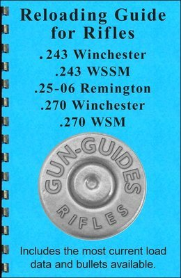 Reloading Guide Rifles - .243, 25-06, and .270 Series Gun-Guides®