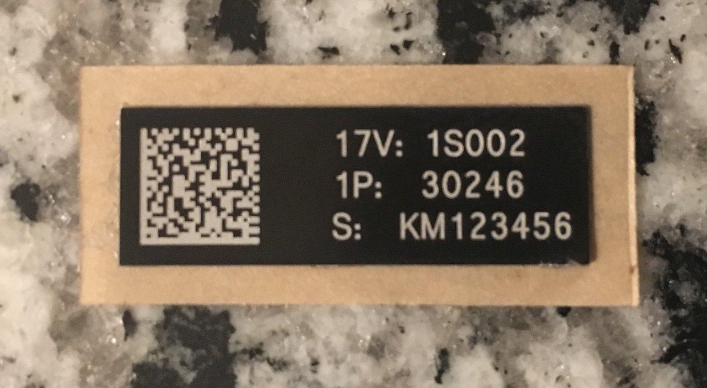 """KAC M110 1&1/8""""x 3/8"""""""