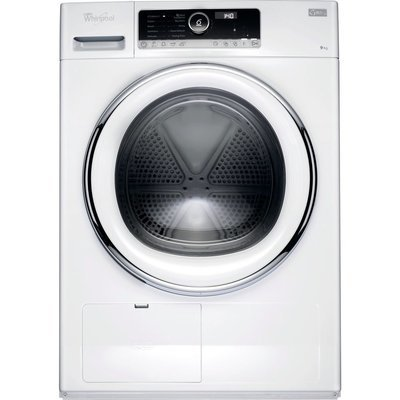 Whirlpool Supreme Care HSCX90423 9kg load, Heat Pump Tumble Dryer - White