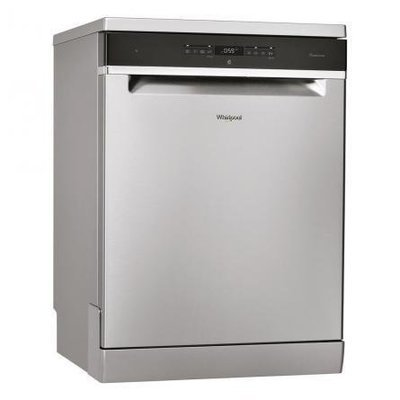 Whirlpool WFO3T3236PX Dishwasher with A+ Energy Rating and 14 Place Settings
