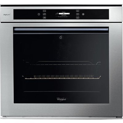 Whirlpool Fusion AKZM 694/IX Built-In Oven in Stainless Steel