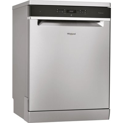 Whirlpool Supreme Clean Dishwasher in Stainless Steel WFO 3T323 6P X UK