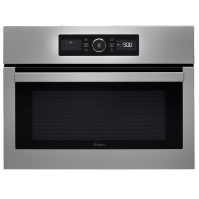 Whirlpool Absolute Built-In Microwave in Stainless Steel AMW 730/IX